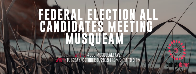 Federal Election All Candidates Meeting